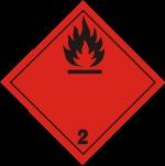 опасные грузы класс 2.1