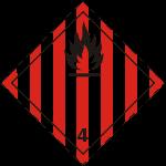 опасные грузы класс 4.1