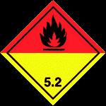 опасные грузы класс 5.2