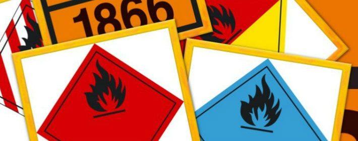 Классы и правила перевозки опасных грузов