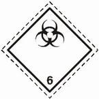 опасные грузы класс 6.1